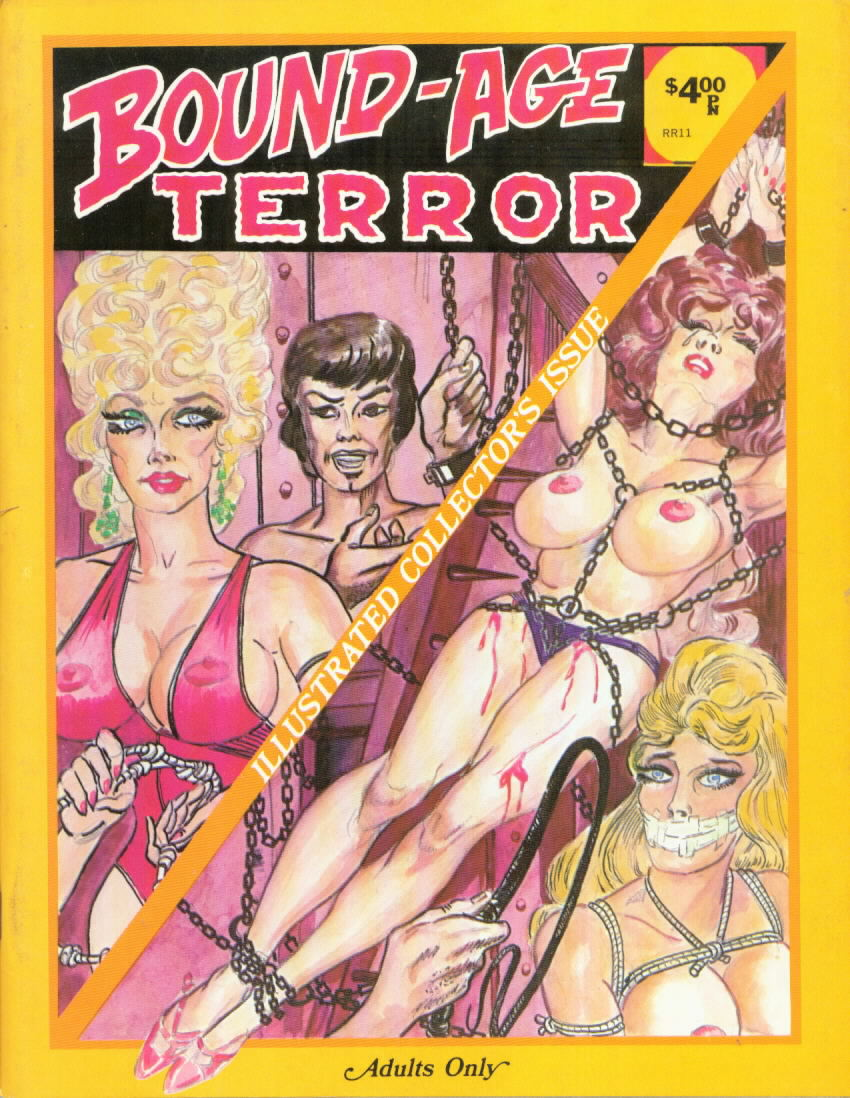 BOUND-AGE-TERROR by Bilbrew(Hilbarth 1972)