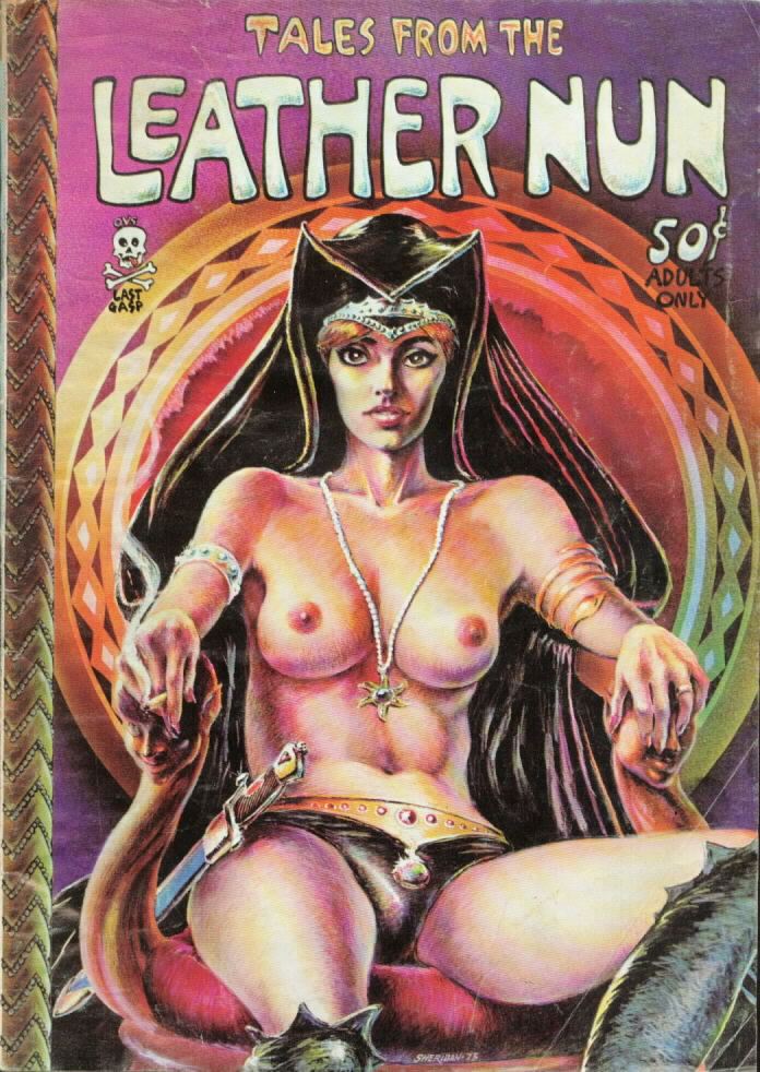 THE TALES FROM THE LEATHER NUN #1