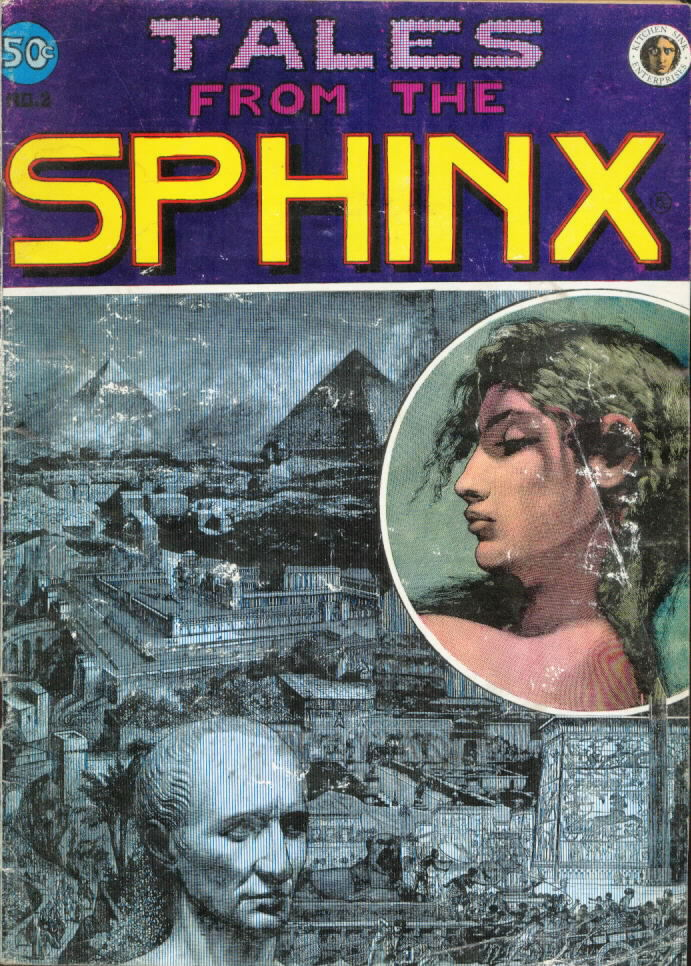Tales of the Sphinx 2