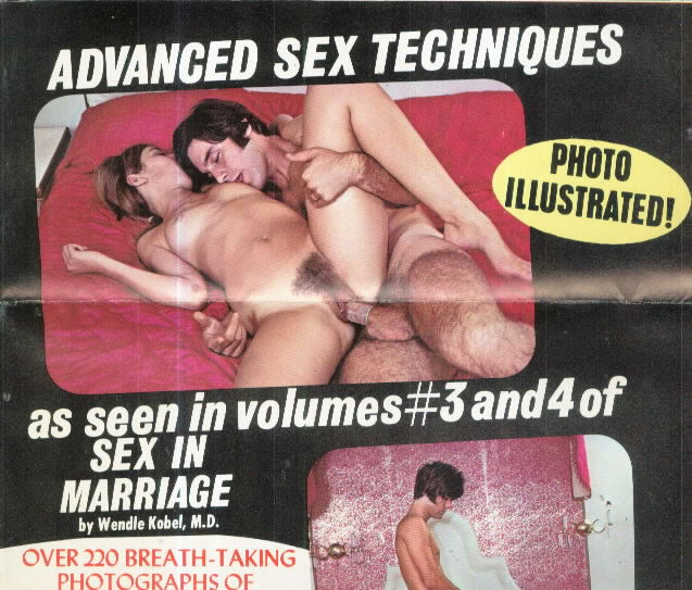 SEX IN MARRIAGE Book & Film Advert