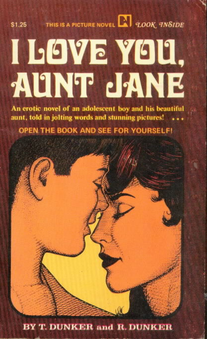 I LOVE YOU, AUNT JANE T. & R. Dunker