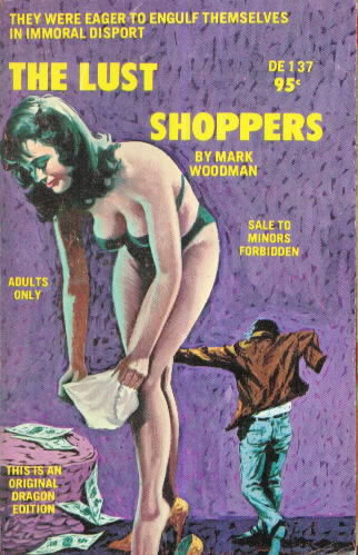 THE LUST SHOPPERS