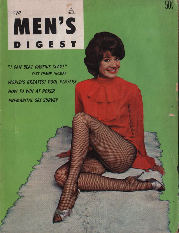 MEN'S DIGEST 70 September 1966
