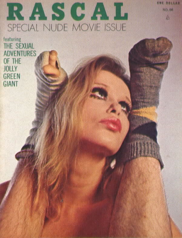 RASCAL 66 -- SPECIAL NUDE MOVIE ISSUE (July 1972)