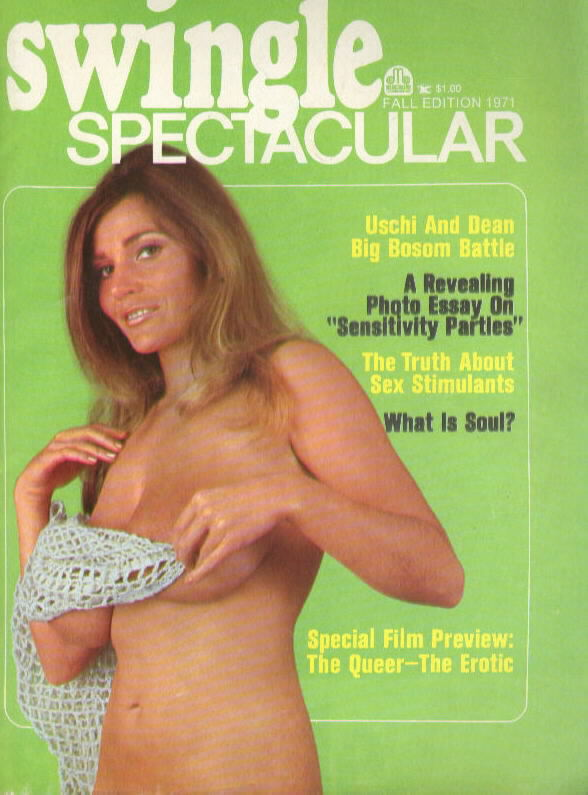 SWINGLE SPECTACULAR Fall 1971 with Uschi Digart and Dean Akerlund