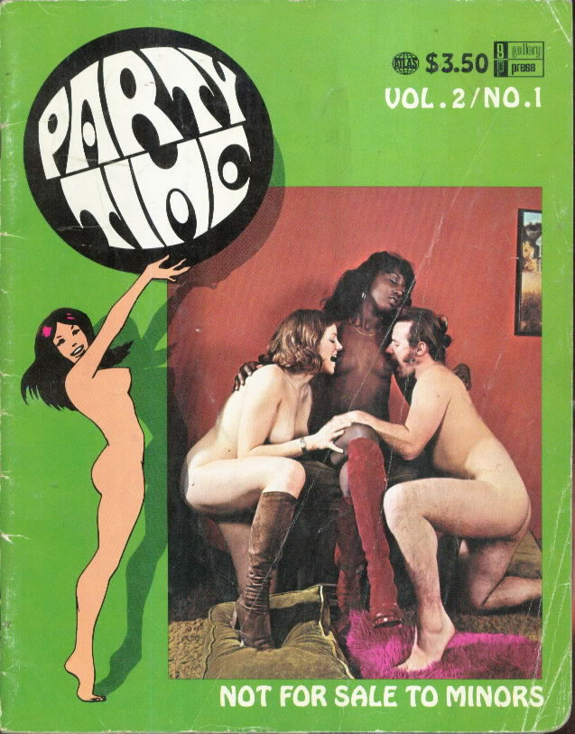 PARTY TIME 2.1 with Edw. D. Wood Jr. story