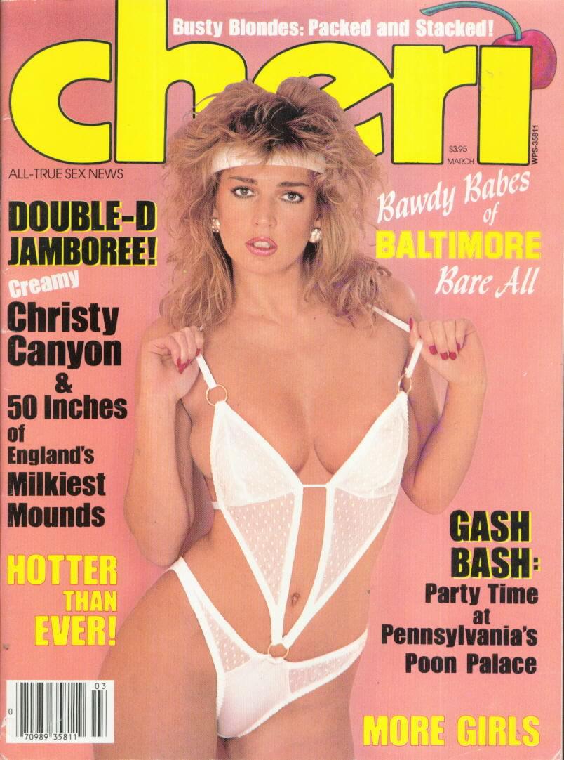 Cheri magazine vintage nudes how