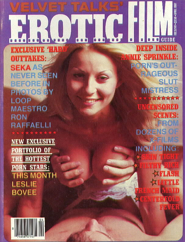 EROTIC FILM GUIDE 4.4 with Seka (1982)