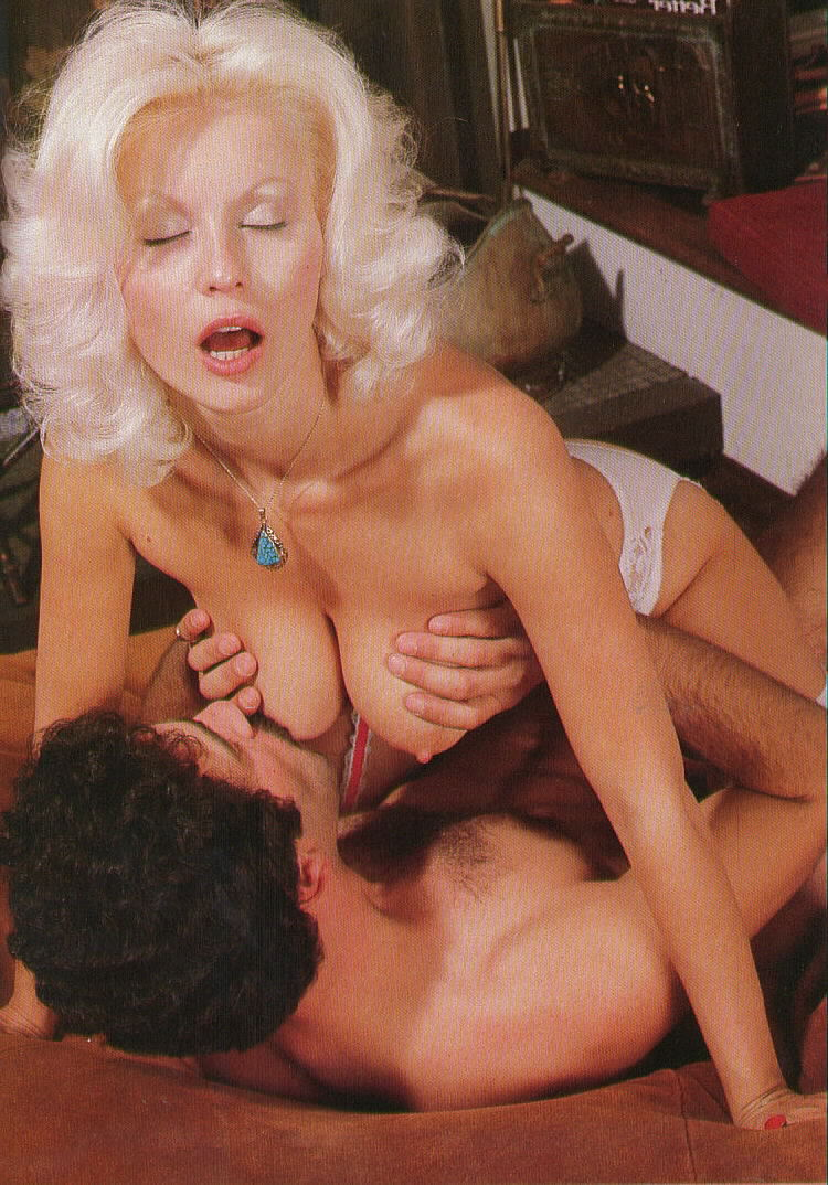 Classic ginger lynn with christy and jamie 4