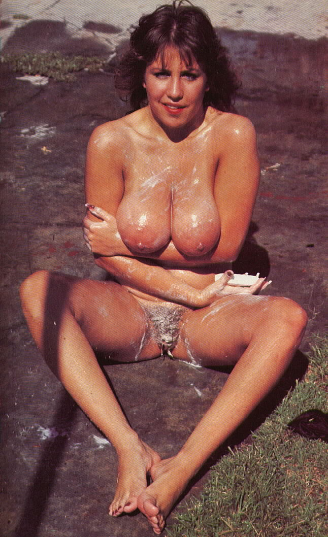 Certainly Magazine nude model gail was