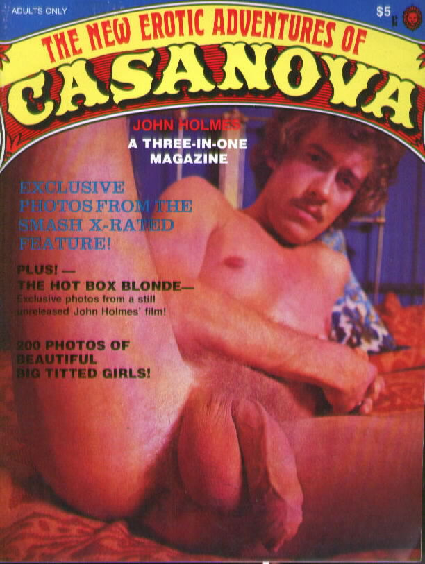 THE NEW EROTIC ADVENTURES OF CASANOVA with John Holmes