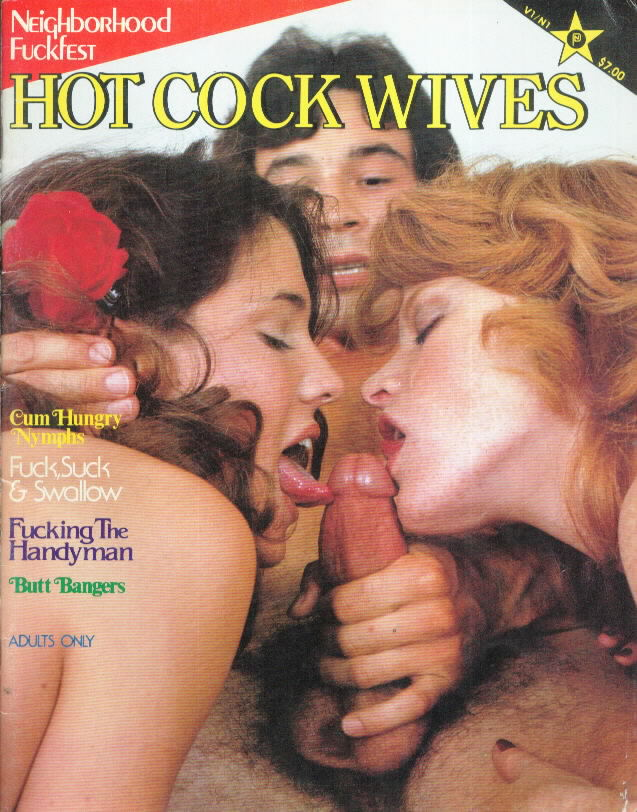 HOT COCK WIVES