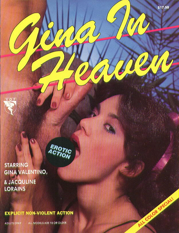GINA IN HEAVEN with Gina Valentino