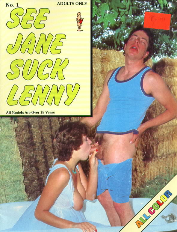 SEE JANE SUCK LENNY