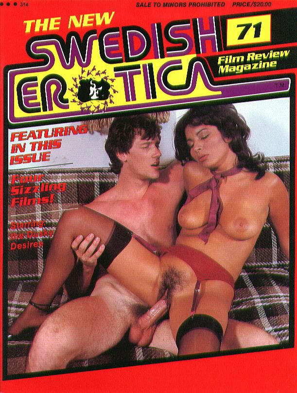 Swedish Erotica 314 Film Review #71