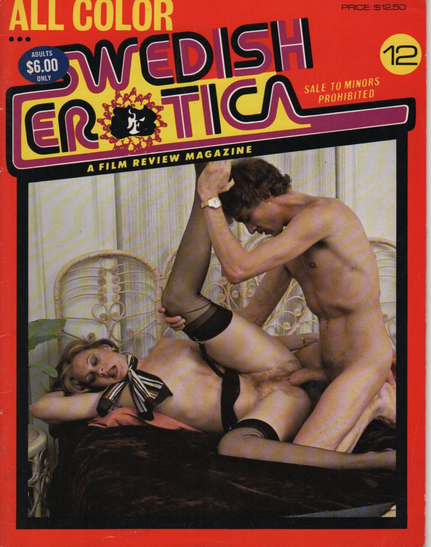 Swedish Erotica #123  Film #1116 Andrea Lerans How