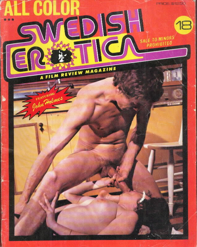 Starring John Holmes and Aunt Peg!!