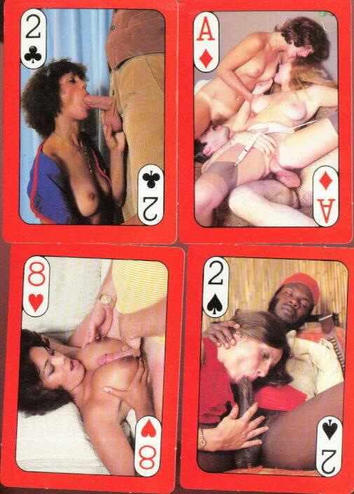 Порно карты играть