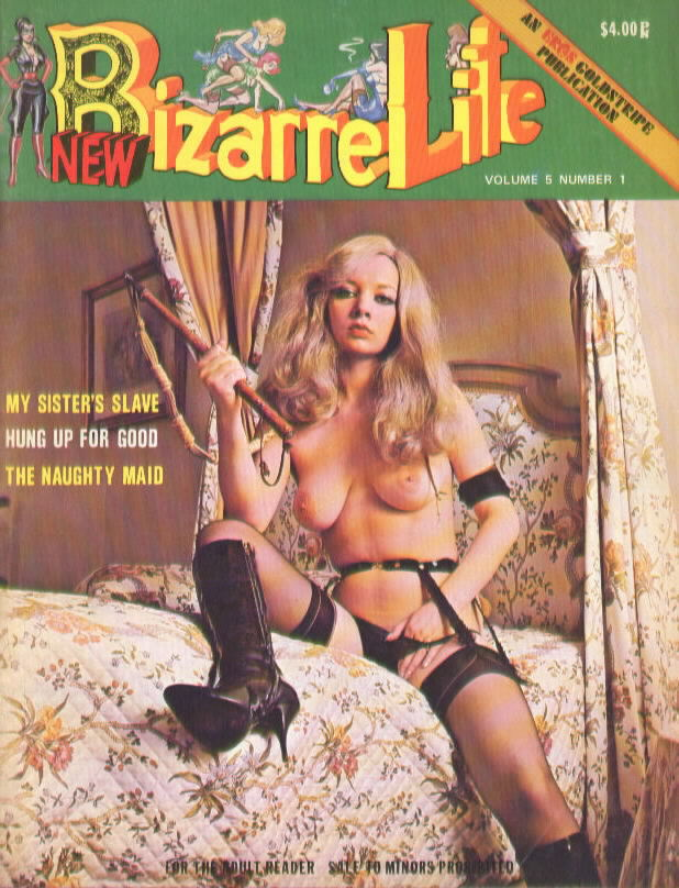 NEW BIZARRE LIFE 5.1 with Bilbrew (1973)