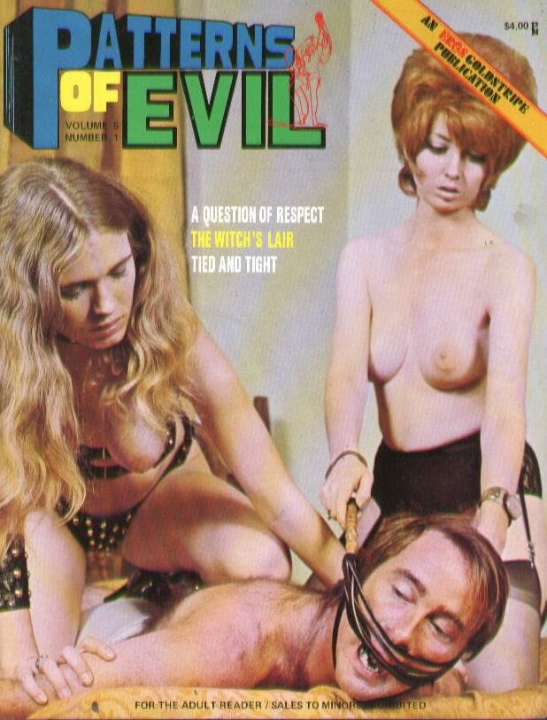 PATTERNS OF EVIL 5.1 with Bill Ward (Ed Wood text?) 1974