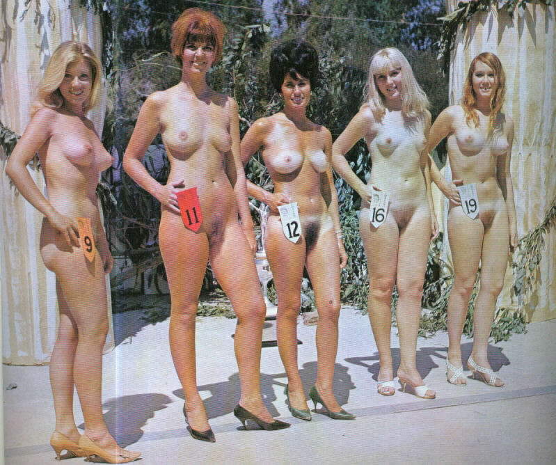 Competition contest naked race