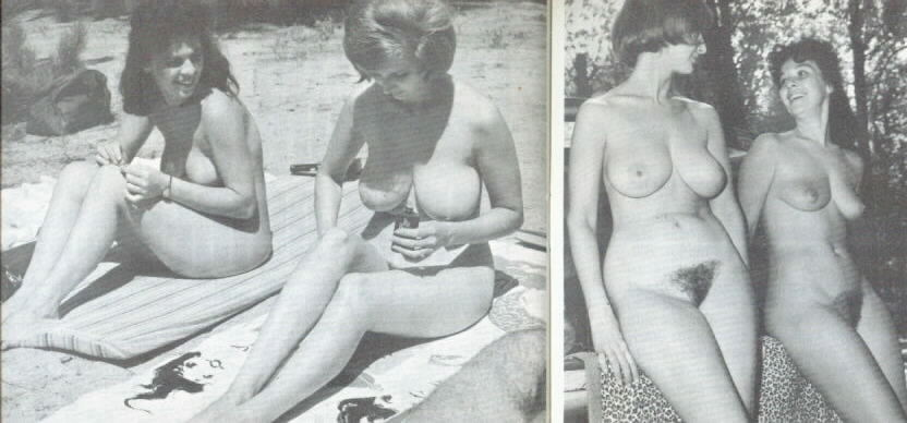 All clear, Nude vintage nudists magazines sonnenfreunde