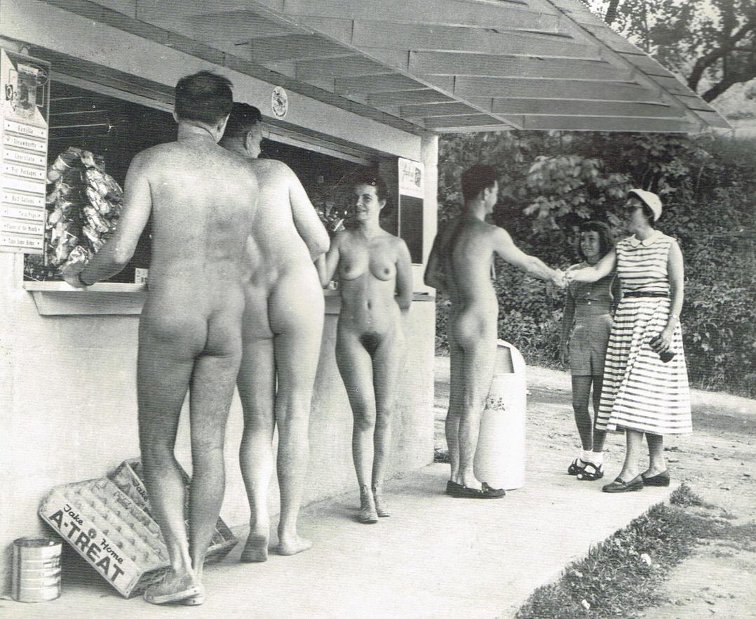 Vintage nudists lifestyles paráda Viewing