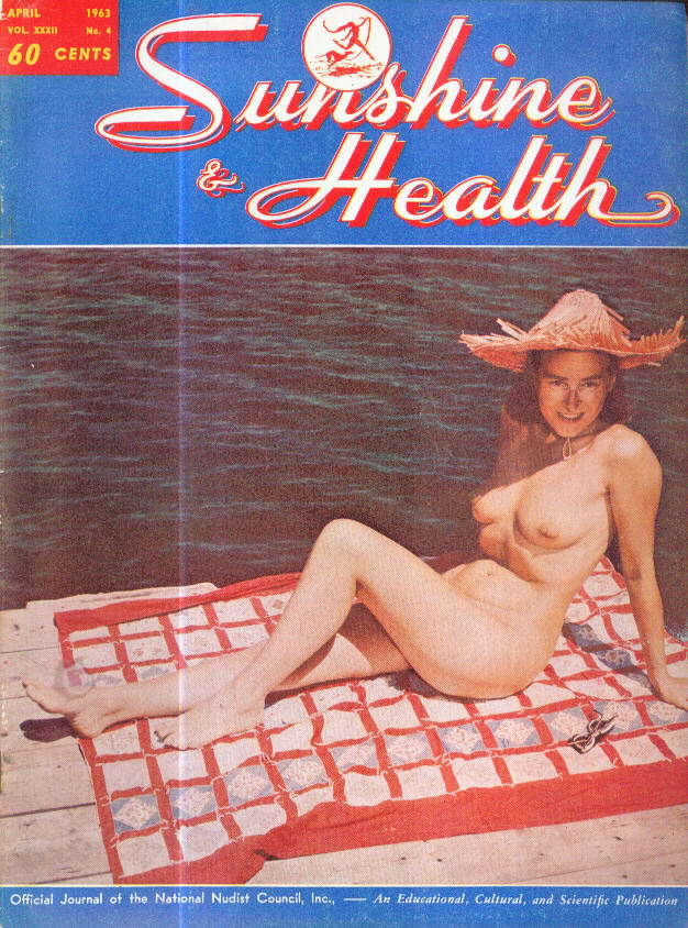 Sunshine & Health 32.4 April, 1963