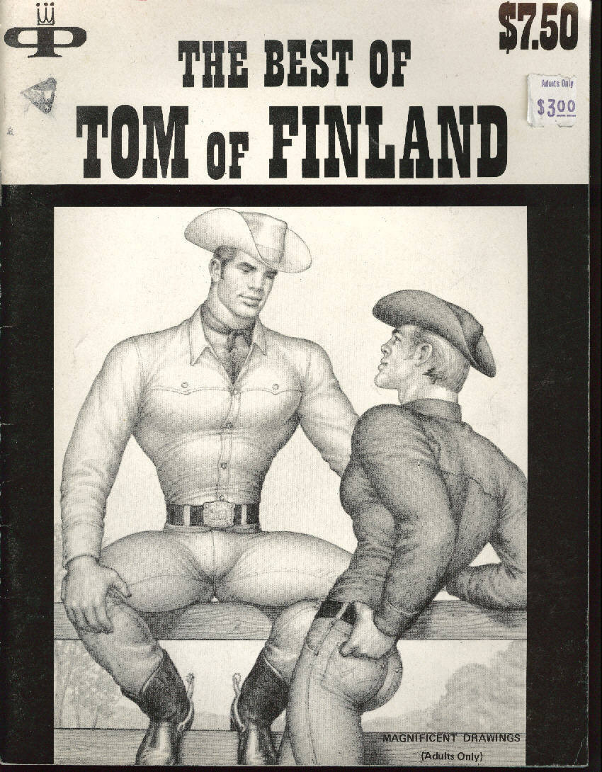 THE BEST OF TOM OF FINLAND