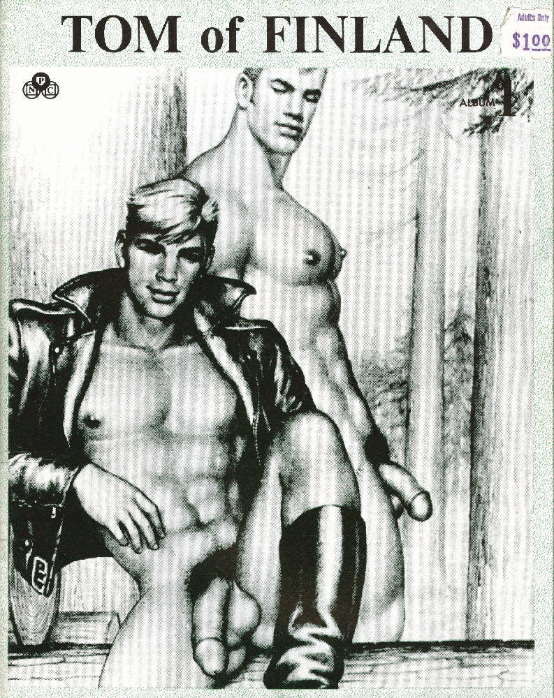 TOM OF FINLAND Album 1
