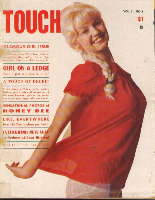 TOUCH Vol 2 #1