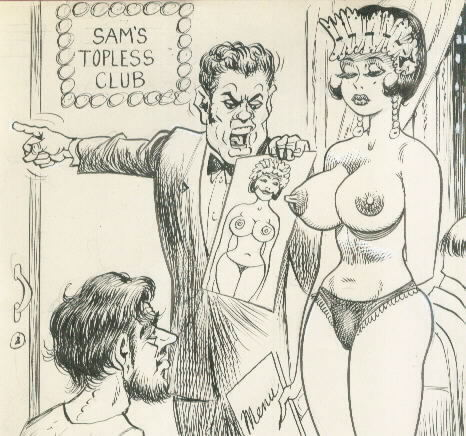 Bill Ward -- SEX-TO-SEXTY Illus. 1967