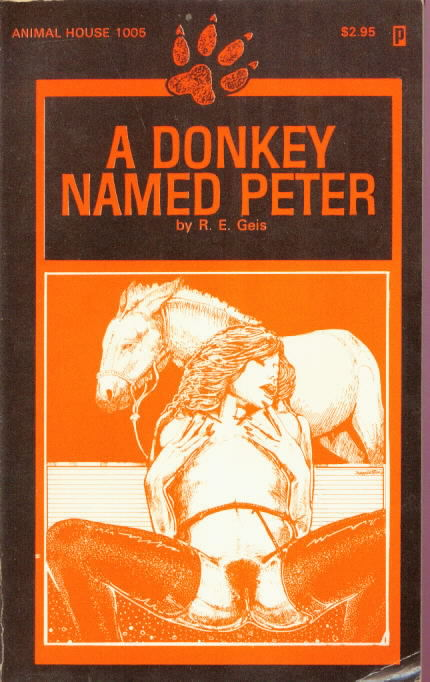 A DONKEY NAMED PETER