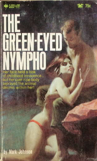 THE GREEN-EYED NYMPHO