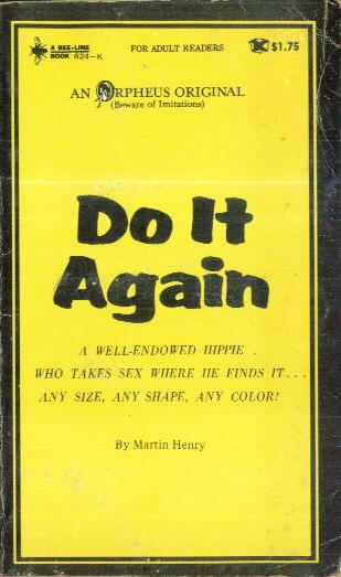 DO IT AGAIN by Martin Henry