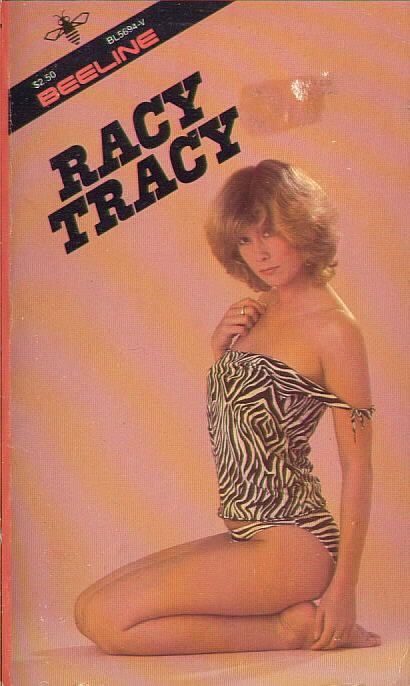 RACY TRACY by Lynn Sands