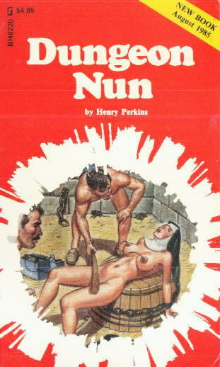 DUNGEON NUN by Henry Perkins