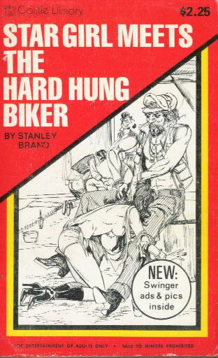 STARGIRL MEETS THE HARD-HUNG BIKER