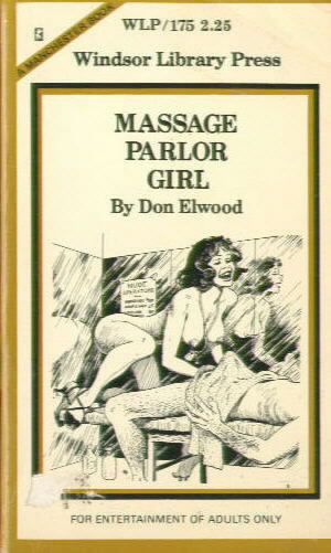 MASSAGE PARLOR GIRL by Don Elwood