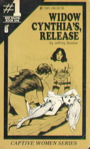 WIDOW CYNTHIA'S RELEASE by Jeffrey Booker