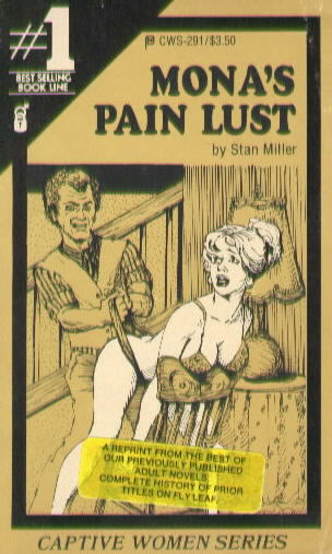 MONA'S PAIN LUST by Stan Miller
