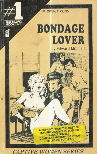 BONDAGE LOVER by Edward Mitchell