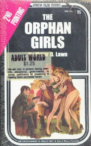 THE ORPHAN GIRLS by Major D. Lawn