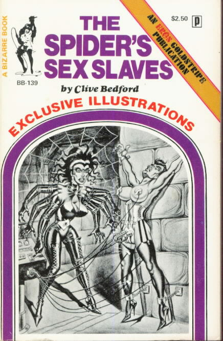 SPIDER'S SEX SLAVES