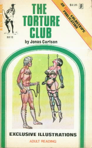 THE TORTURE CLUB by Jonas Carlson