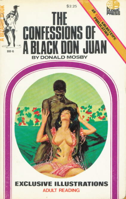 CONFESSIONS OF A BLACK DON JUAN
