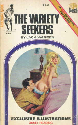 THE VARIETY SEEKERS by Jack Warren