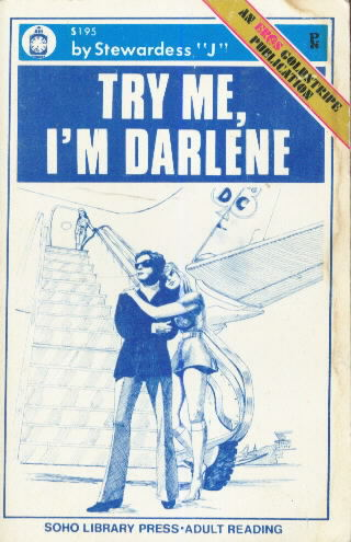 TRY ME, I'M DARLENE Stewardess