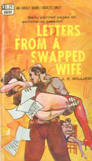 LETTERS FROM A SWAPPED WIFE by J.X. Williams