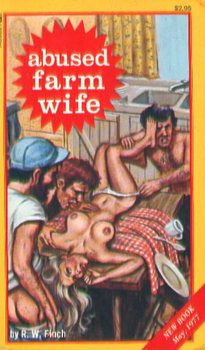 ABUSED FARM WIFE by R.W. Finch
